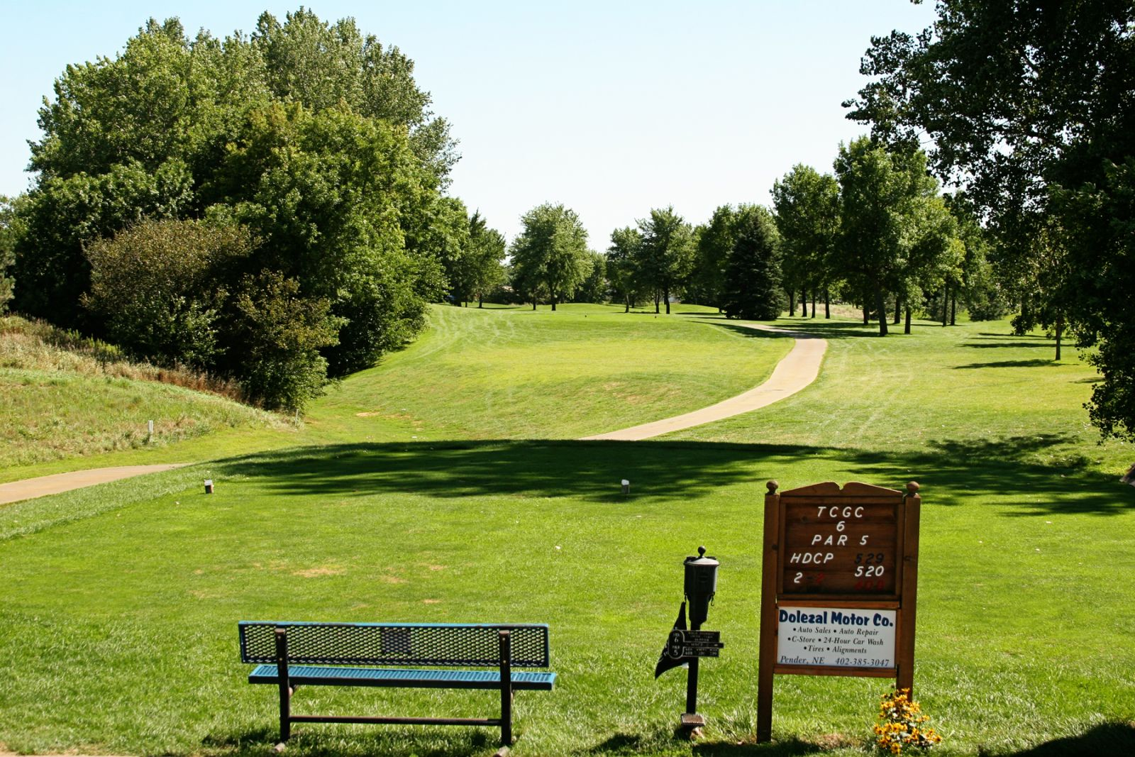 Twin Creeks Golf Club Details - Sioux City Golf