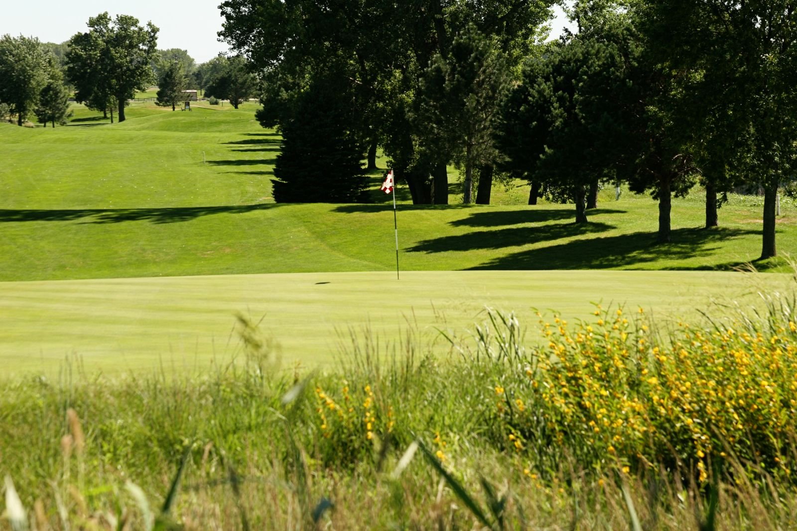 Twin Creeks Club Facilities - Sioux City Golf